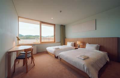 旅籠3 ツインルーム